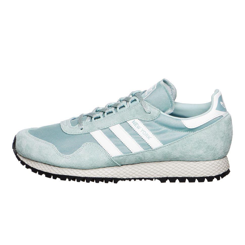 Buy adidas - New York (Tactile Green / Vintage White / Core Black) online