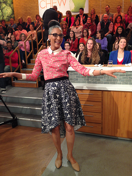 Pin On Carla Halls Fashion On The Chew-8199