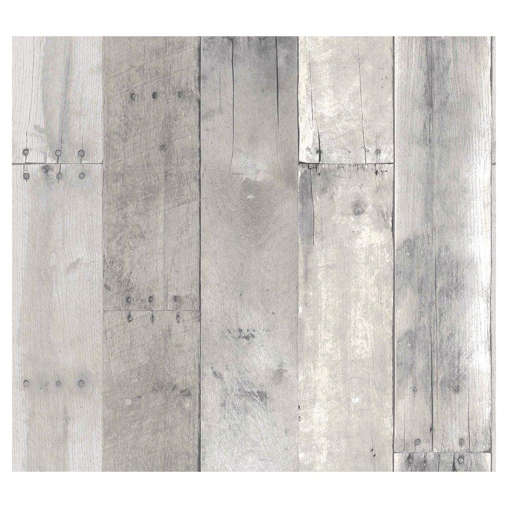 Reclaimed Wood Peel Stick Wallpaper Gray Threshold Peel And Stick Wallpaper Reclaimed Wood Wallpaper Wood Wallpaper