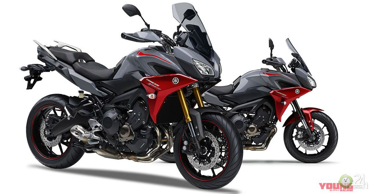 Tracer 900 GT 2019 Yamaha Sports Touring Bike Review Price