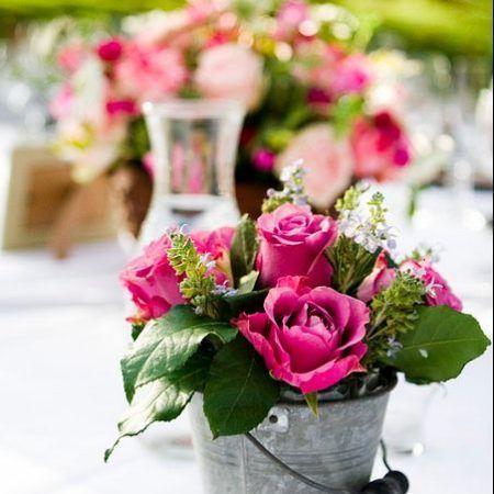 Manualidades para Boda Originales y Fáciles de Hacer Wedding and - centros de mesa para bodas