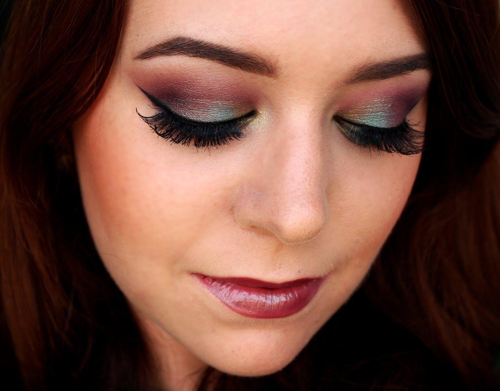 Neve cosmetics duochrome glamorous make up makeup makeup looks e cosmetics - Mobile per trucco ...