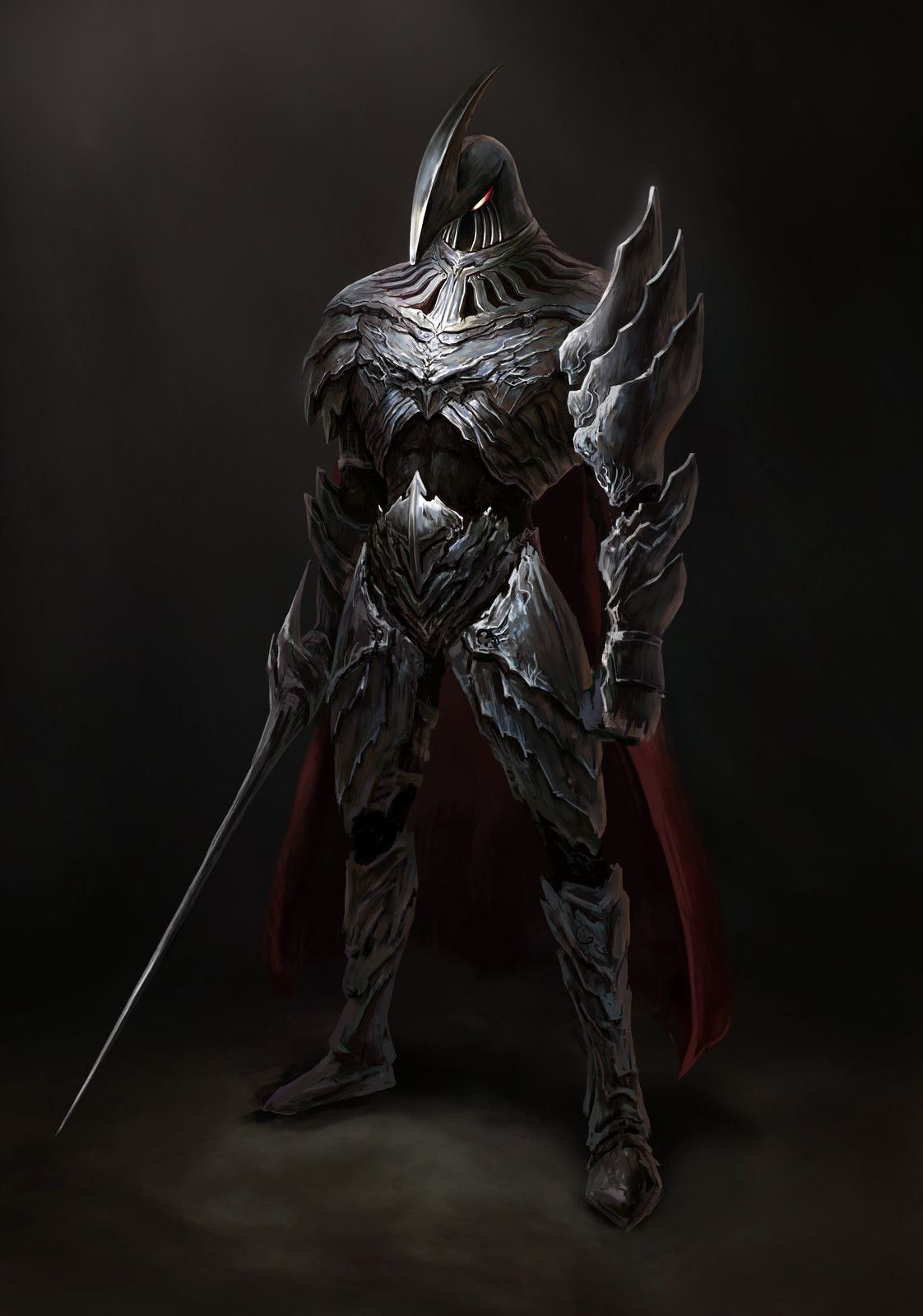 20 Evil Knight Concept Art Pictures And Ideas On Meta Networks