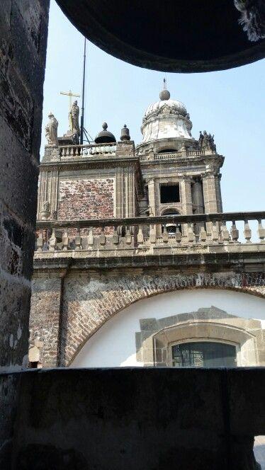 Campanarios Catedral Metropolitana