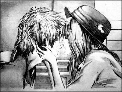 Dibujos De Amor A Lapiz Para Mi Novio Faciles Dibujos De Amor
