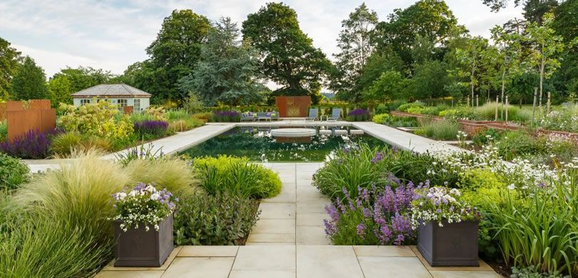 Garden Design In Hertfordshire And Essex Anthea Harrison Landscaper Herts Front Yard Garden Design Garden Design Home Vegetable Garden Design