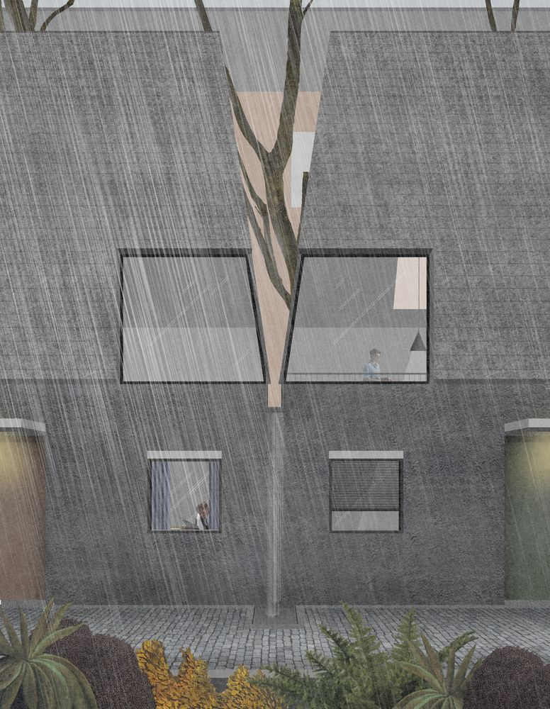 Gallery Of Uks First Naked House Proposal Aims To Bring
