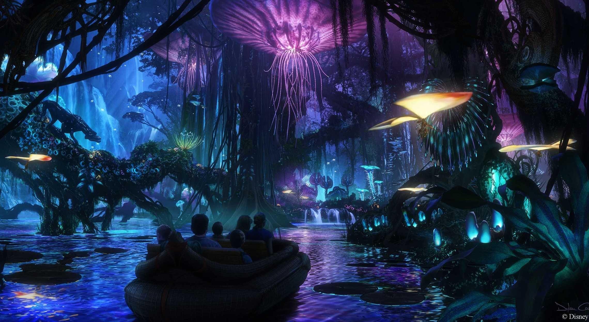 Avatar - Pandora World