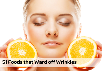 Want youthful looking skin? Take this list to the grocery store next time you go shopping.