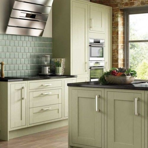 Olive Green Painted Kitchen Cabinets Your kitchen firmly ...