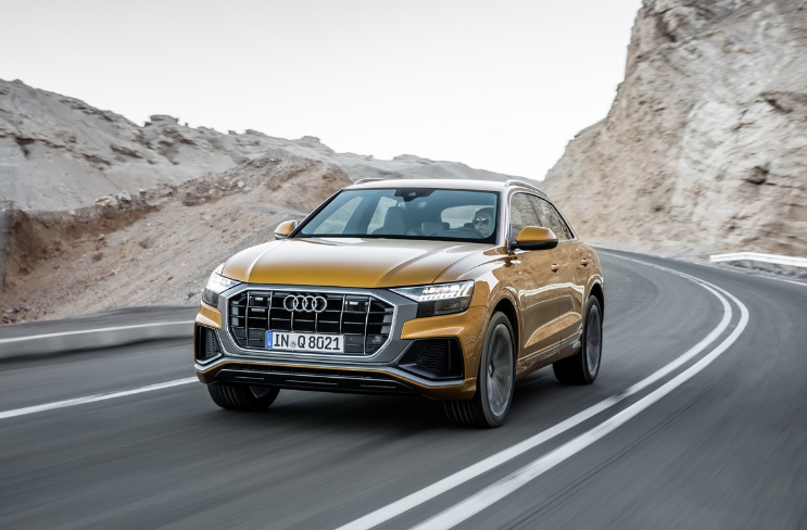 2019 Audi Sq7 Concept The Leading Performance Audi S High Class Suv Is Finally Ready To Affect The Street It Will Be The Brand New And Better 2019 Audi Sq7