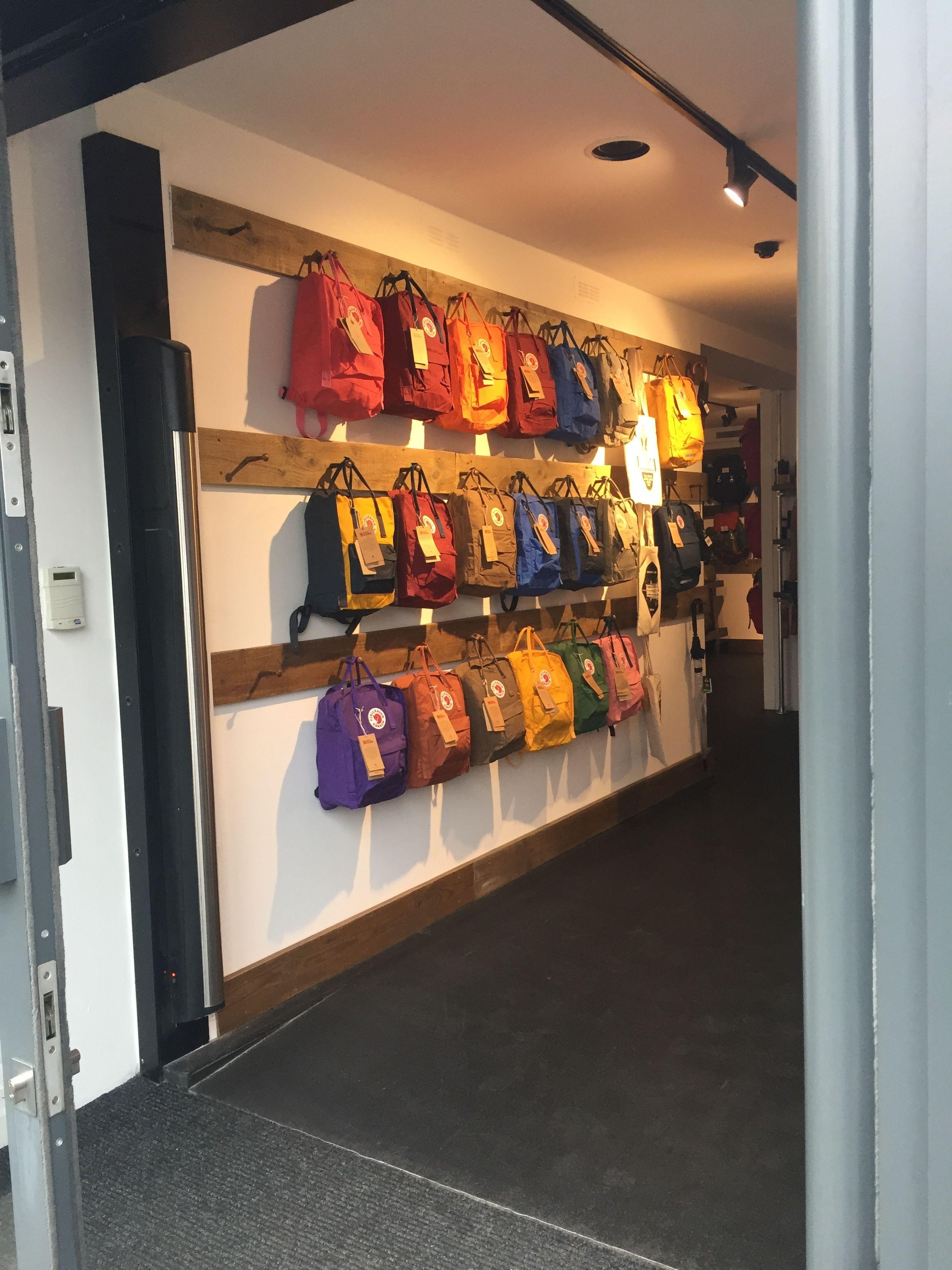 fjallraven kanken retailers london