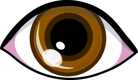 Simple Brown Eye Symbol Scrap Books Pinterest Brown Eyes