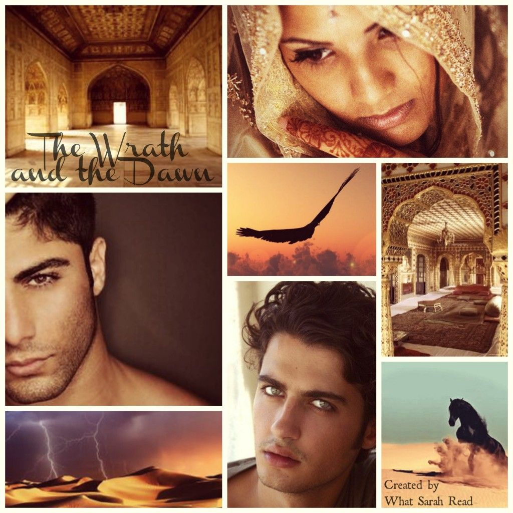 Book Feels The Wrath And The Dawn By Renee Ahdieh What Sarah Read