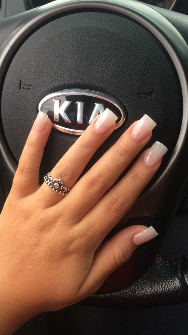 Square acrylics | Nails | Pinterest | Acrylics, Squares and Makeup