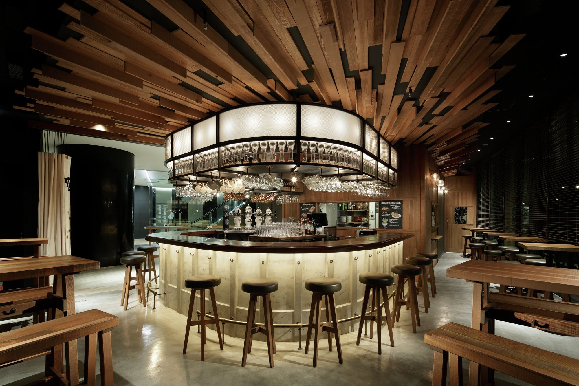 Gallery Of 2015 Restaurant Bar Design Award Winners Announced