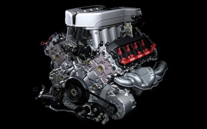 Audi R V Plus Engine Audi Pinterest Audi Cars And - Audi r8 engine