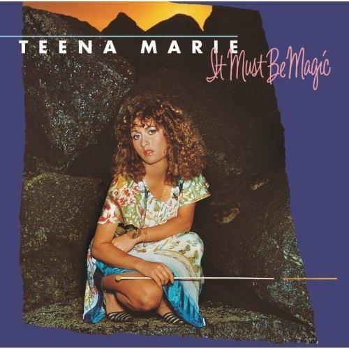 Teena Marie It Must Be Magic Music Music Albums