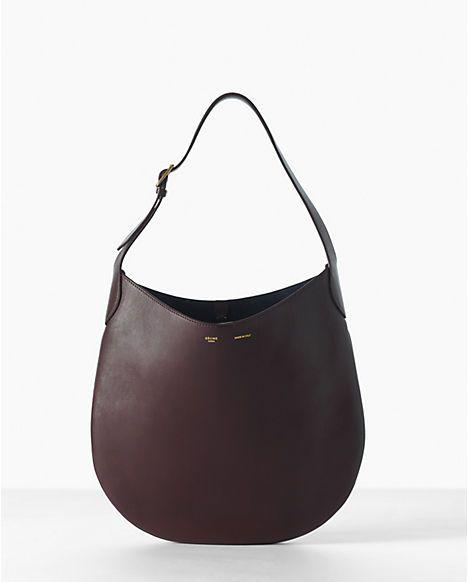 0c1aaa9c8918 The Celine hobo bag is rather humble