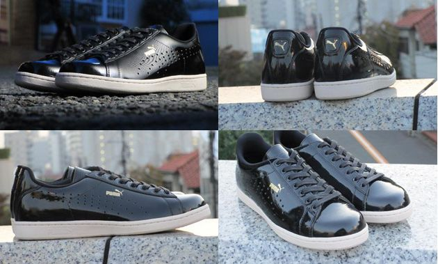 PUMA FirstRound Lo Patent pour Styles Tokyo 58955f5c7a