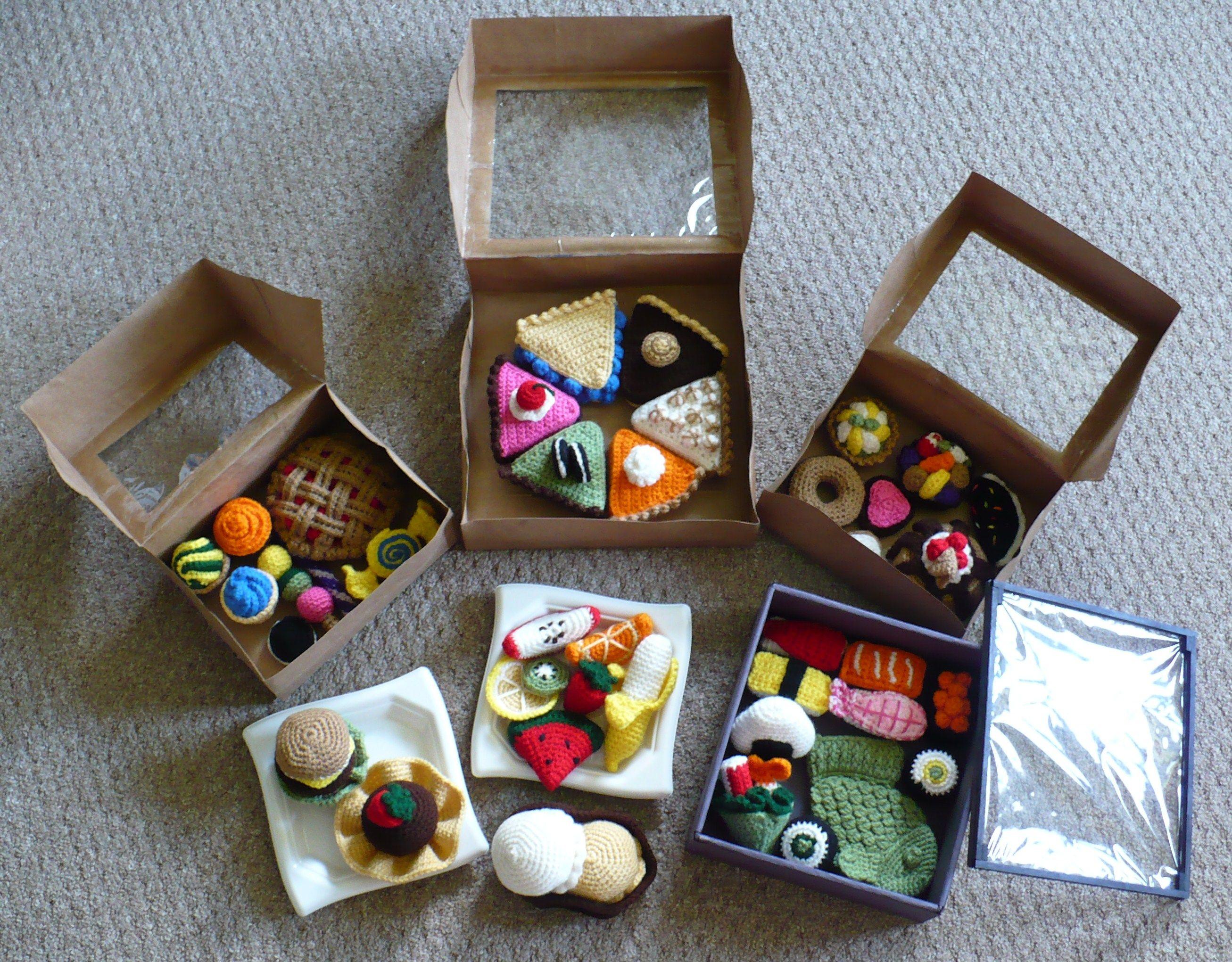 Amigurumi Food : Amigurumi u food amigurumi crochet food and food