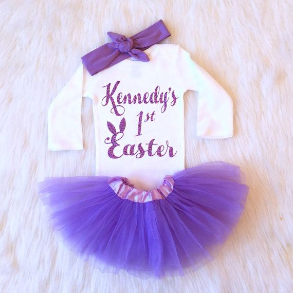 984953e0e75c First Easter Onesie Easter Onesie My First by KennedyClairesCloset ...