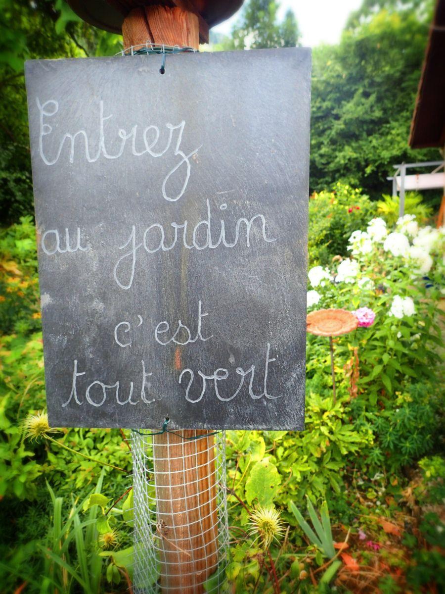 C 39 est tout vert botanix levert paysage st faustin lac for Le jardin ou l on s attarde