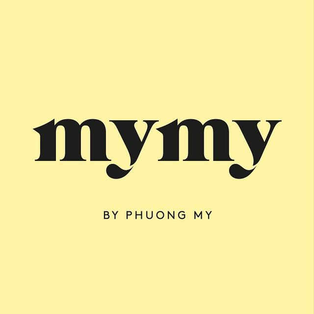 New Logotype For A Vietnamese Diffusion Fashion Label Corporate Logos Inspiration Logotype Corporate Logo