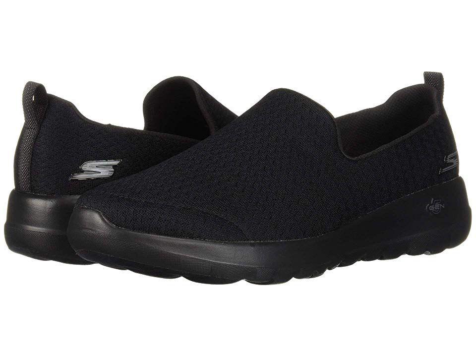 Skechers Performance Go Walk Joy Rejoice Women S Shoes Black With