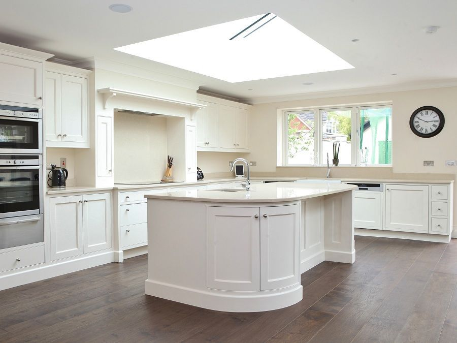 Best Farrow And Ball Off White Kitchen Off White Kitchens 640 x 480
