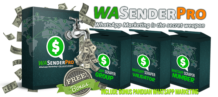 WASENDER PRO) Whatsapp Sender PRO v4 Cracked - Whatsapp