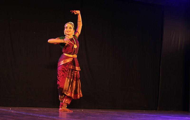 Narmadha Janarthan Bharatanatyam Video