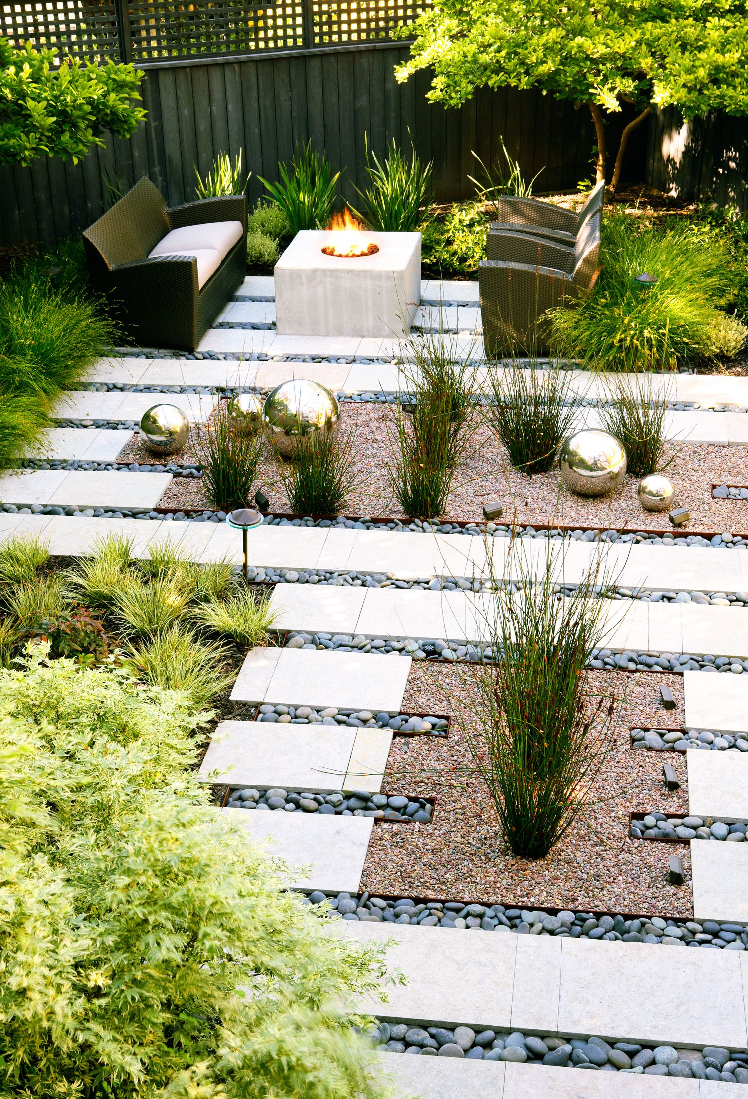 Big Style for Small Yards: Design Ideas to Transform Tiny ... on Modern Landscaping Ideas For Small Backyards  id=12207