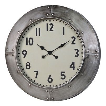 Online Shopping Bedding Furniture Electronics Jewelry Clothing More Clock Grey Wall Clocks Grey Clocks