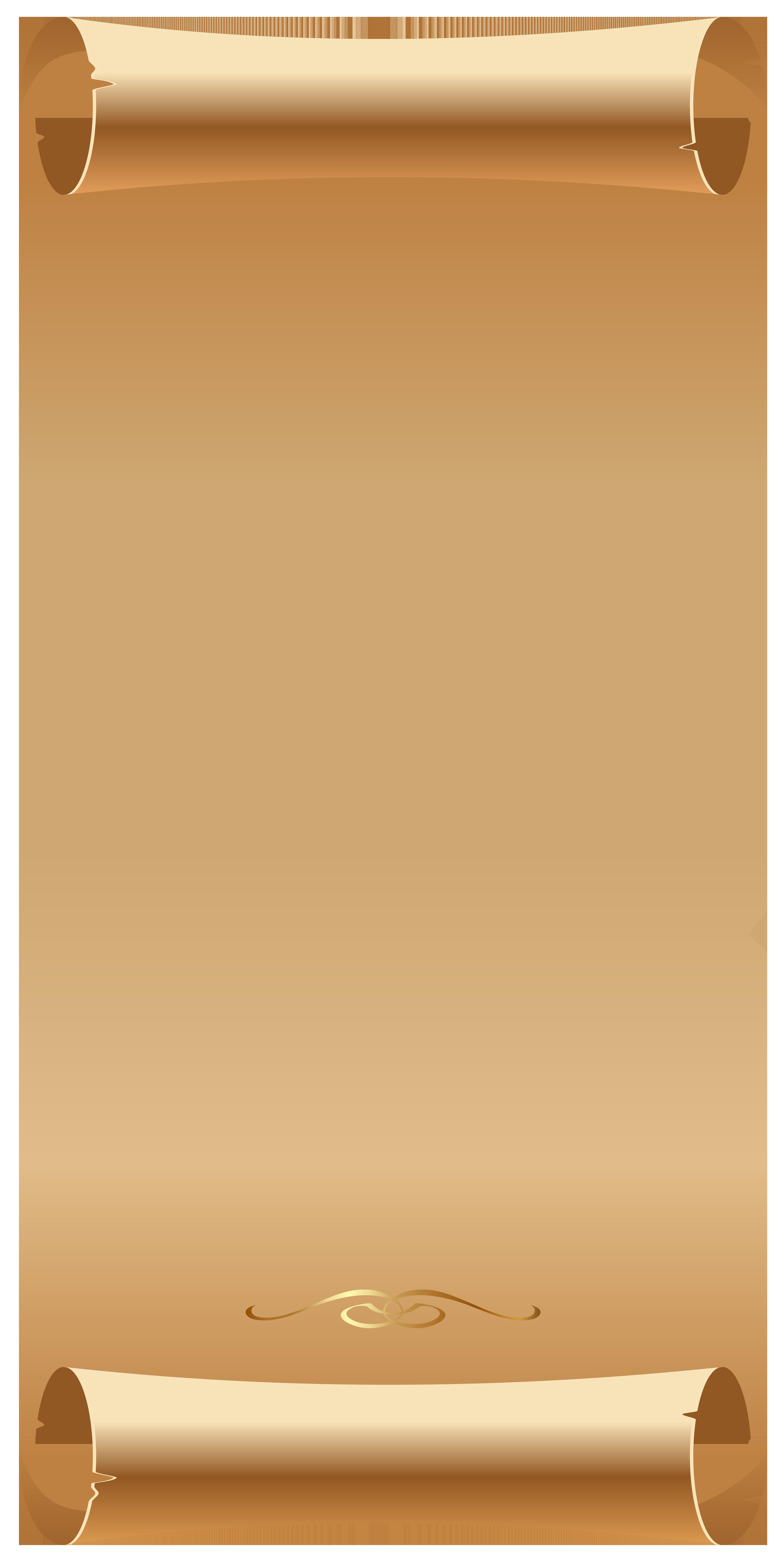 Long Scrolled Paper Png Clip Art Png Image Frame Border Design Phone Wallpaper Patterns Old Paper Background
