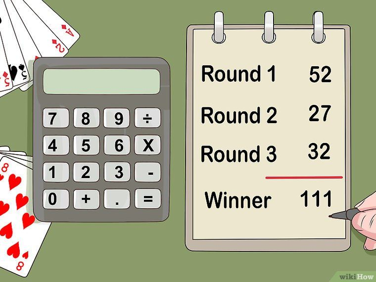 How To Play Gin Rummy With Pictures Gin Rummy Rummy Two Person Card Games