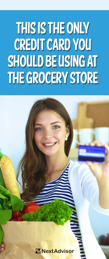 Did you know there's a way to earn 6% cash back at the grocery store every time you go shopping? If you're not using this credit card at the supermarket then you're missing out on huge cash back potential. Get all the details at NextAdvisor to see if this card is right for you.