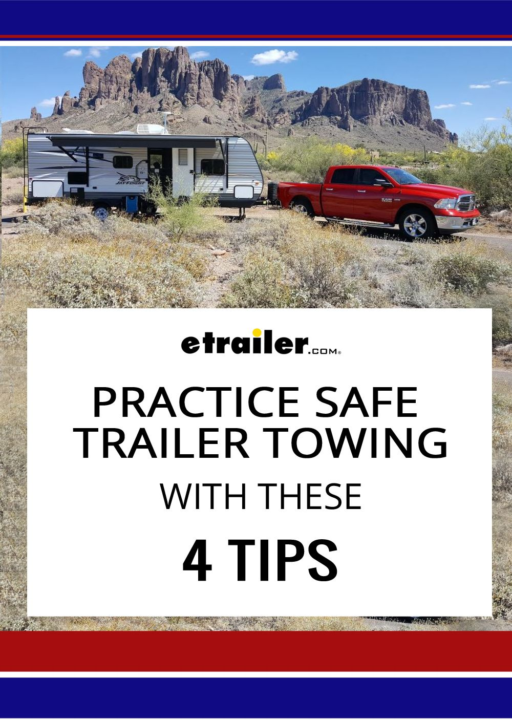 You Take Your Safety Seriously When Driving Buckling Your Seat Belt Maintaining Your Vehicle Etc It S Just As Importa Towing Utility Trailer Camping Trailer