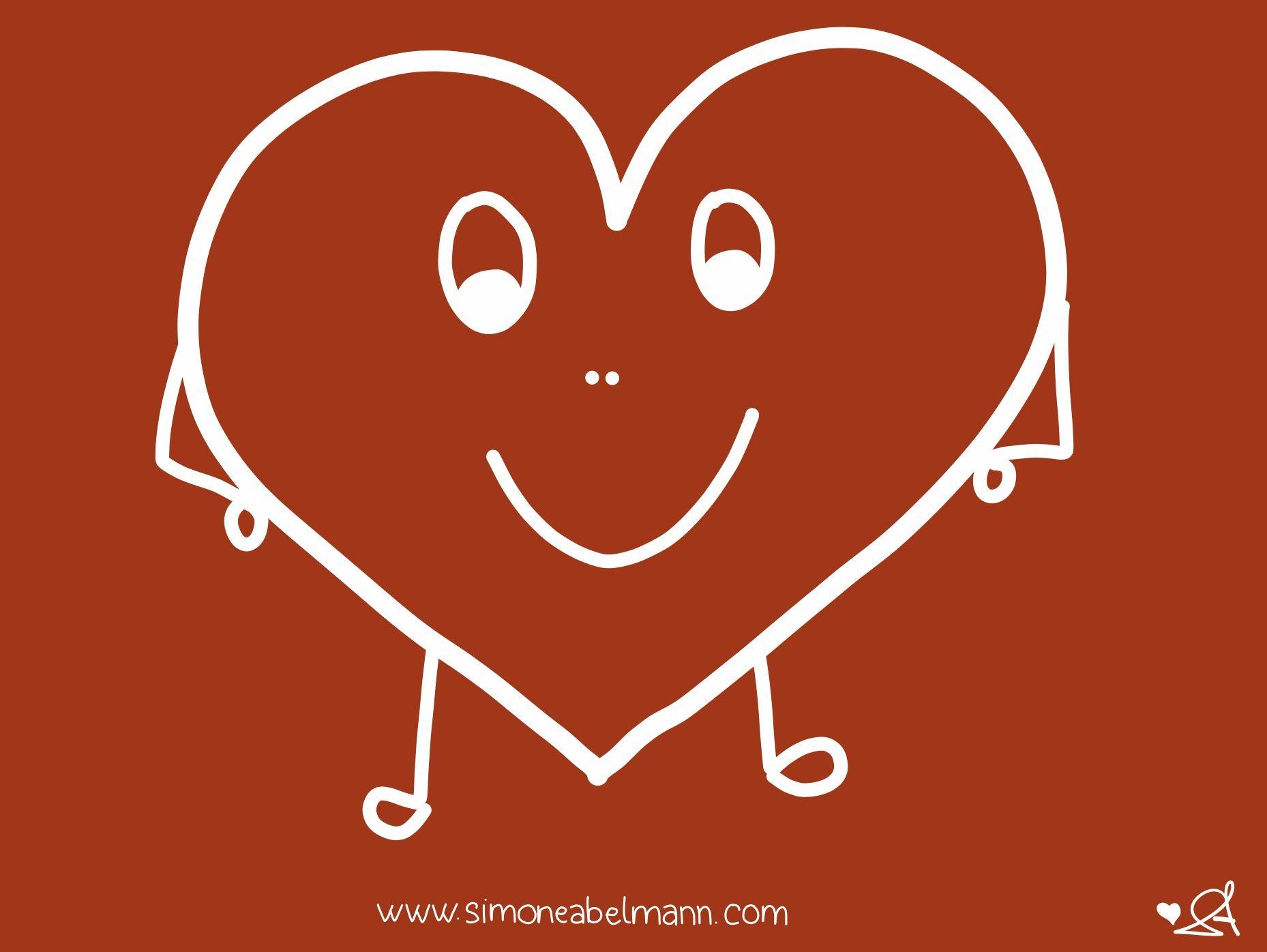Du suchst eine Anleitung, wie Du Herzen selber zeichnest? Zum ...