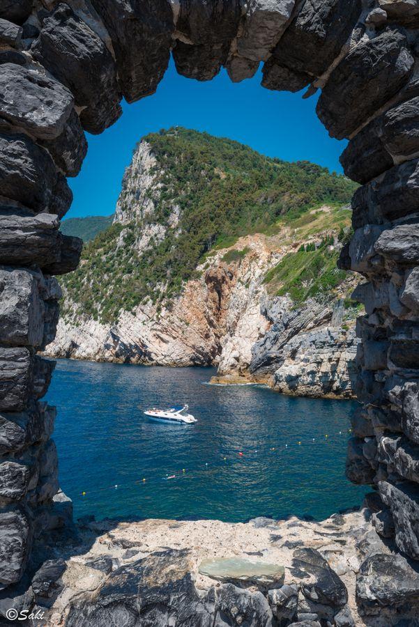Portovenere, Liguria, Italy | Travel in 2019 | Italy ...