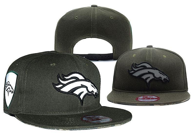 9433f211063 Mens Denver Broncos New Era 9fifty NFL Graphite Series Team Logo Front  Sports Fashion Novelty Snapback Cap
