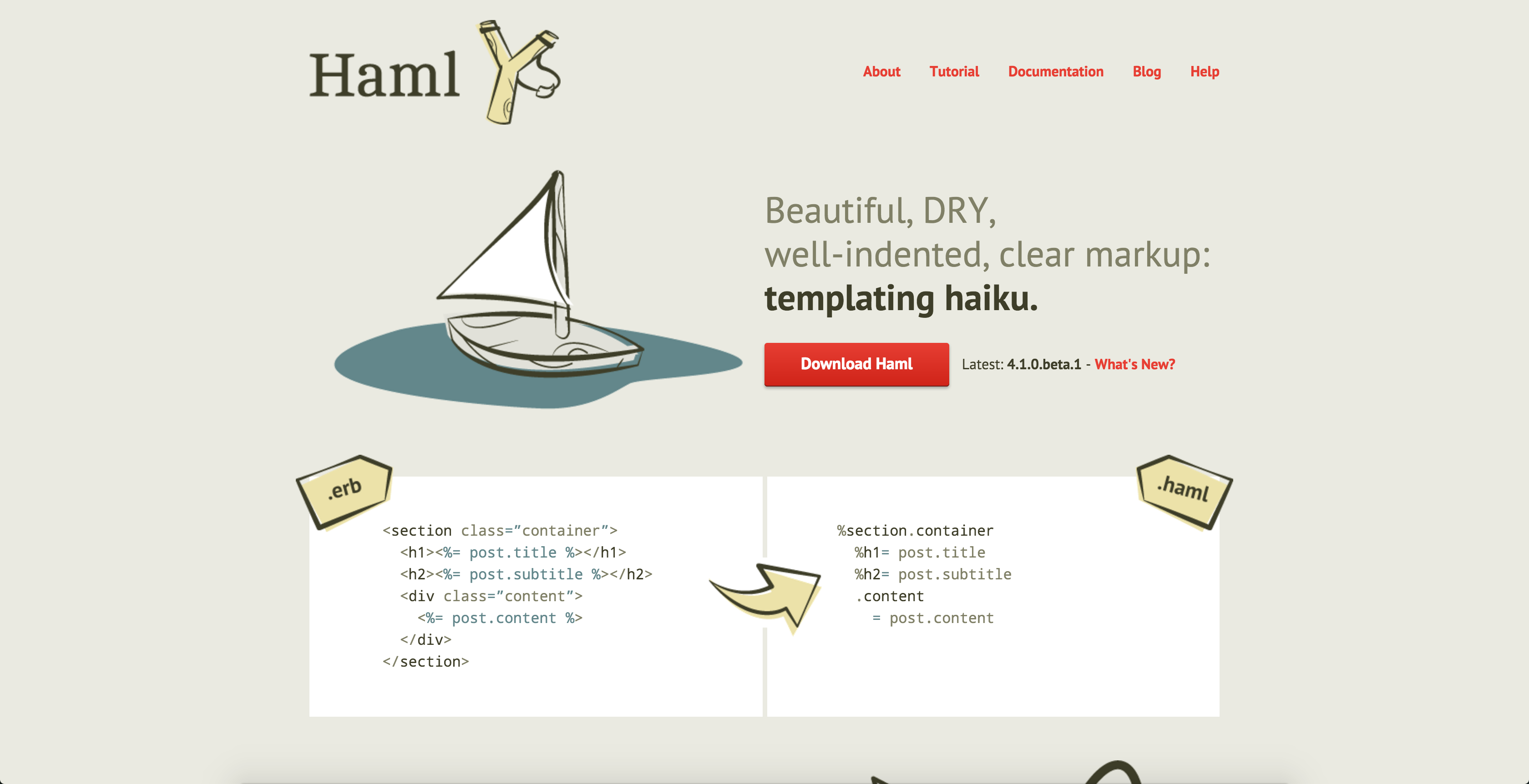 A Template Engine for Ruby on Rails | Templates, Ruby on ...