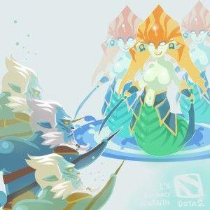 Naga Siren Wallpaper Dota 2 Wallpaper Pinterest Dota 2 Dota 2