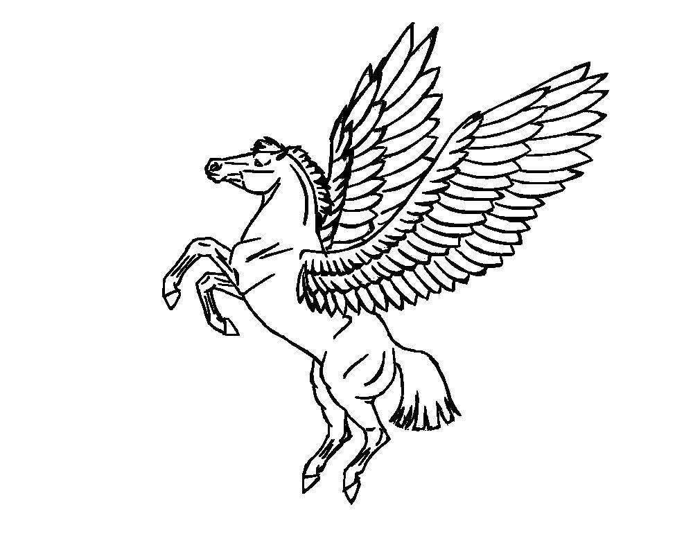 Pegasus Medium Stand