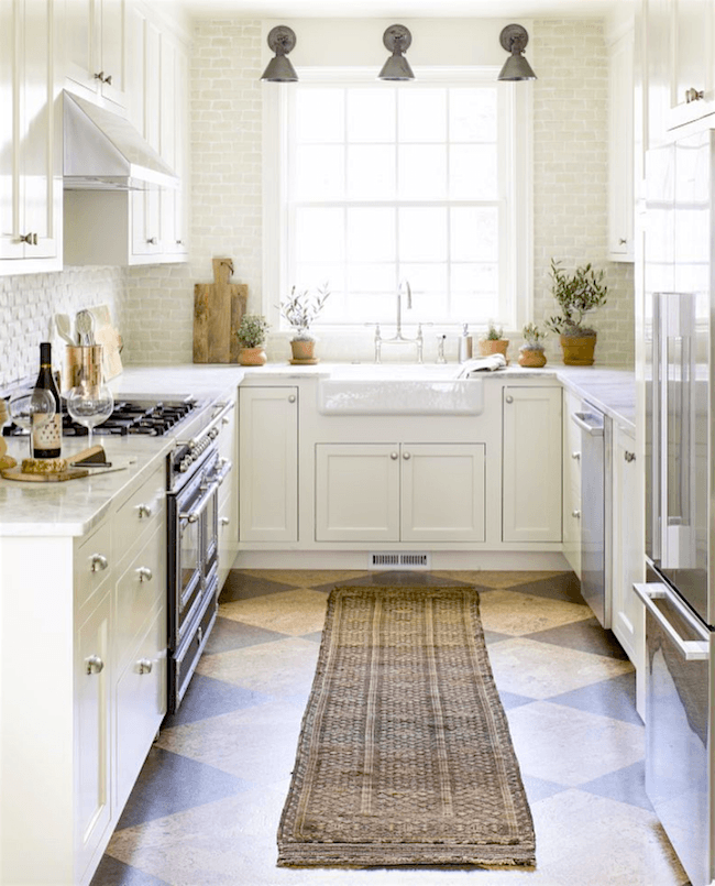 ultimate guide to the best kitchen floor that isn t tacky kitchen rh pinterest com