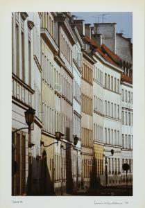 Paesaggio urbano, Varsavia, 1976 Franco Fontana