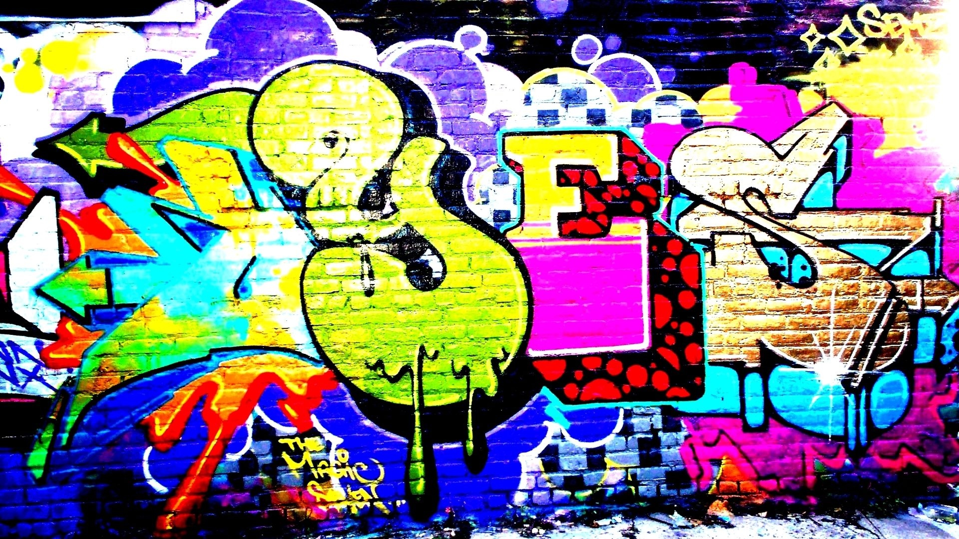 Download free graffiti wallpaper images for laptop desktops hd download free graffiti wallpaper images for laptop desktops voltagebd Image collections