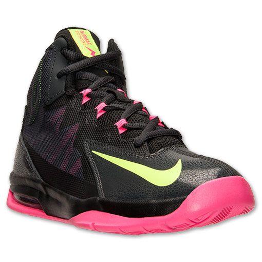 nike air max stutter step 2 navy blue basketball scarpe