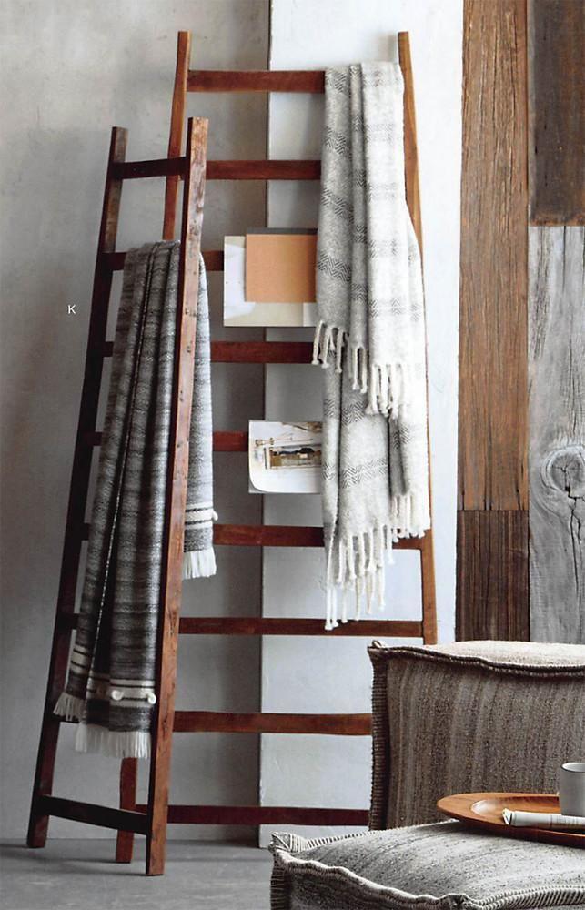 Roost A-Frame Teak Ladders Teak, Towels and Teak wood - the ladders