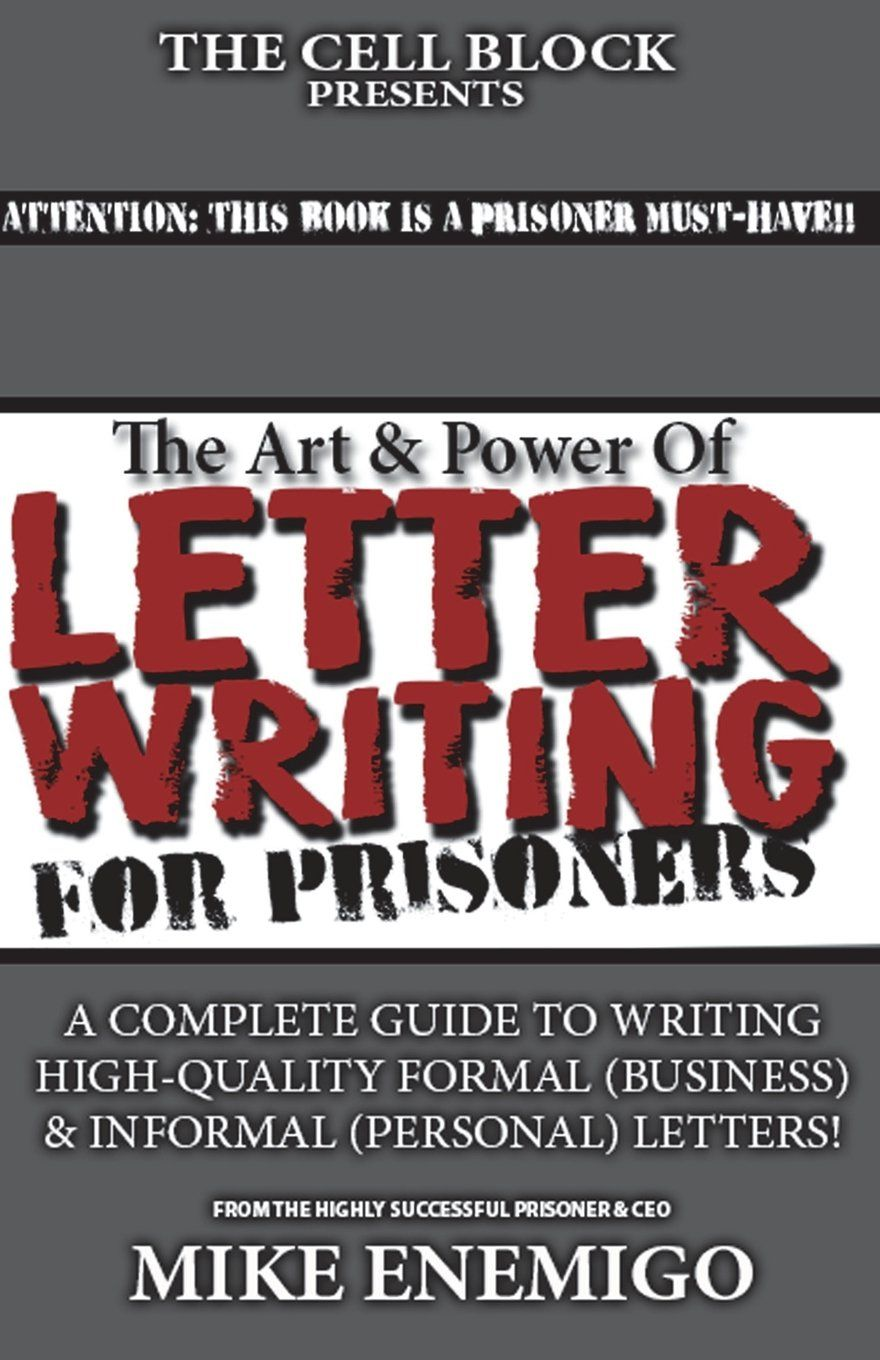 Annotation when locked inside a prison cell being able